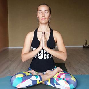 Индивидуальные занятия по йоге самара